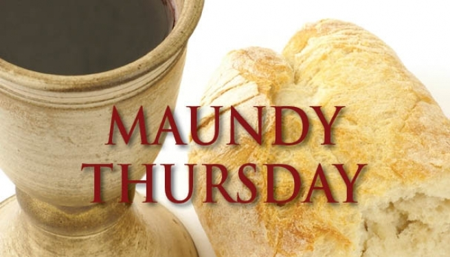 MAundy Thursday Serrvice