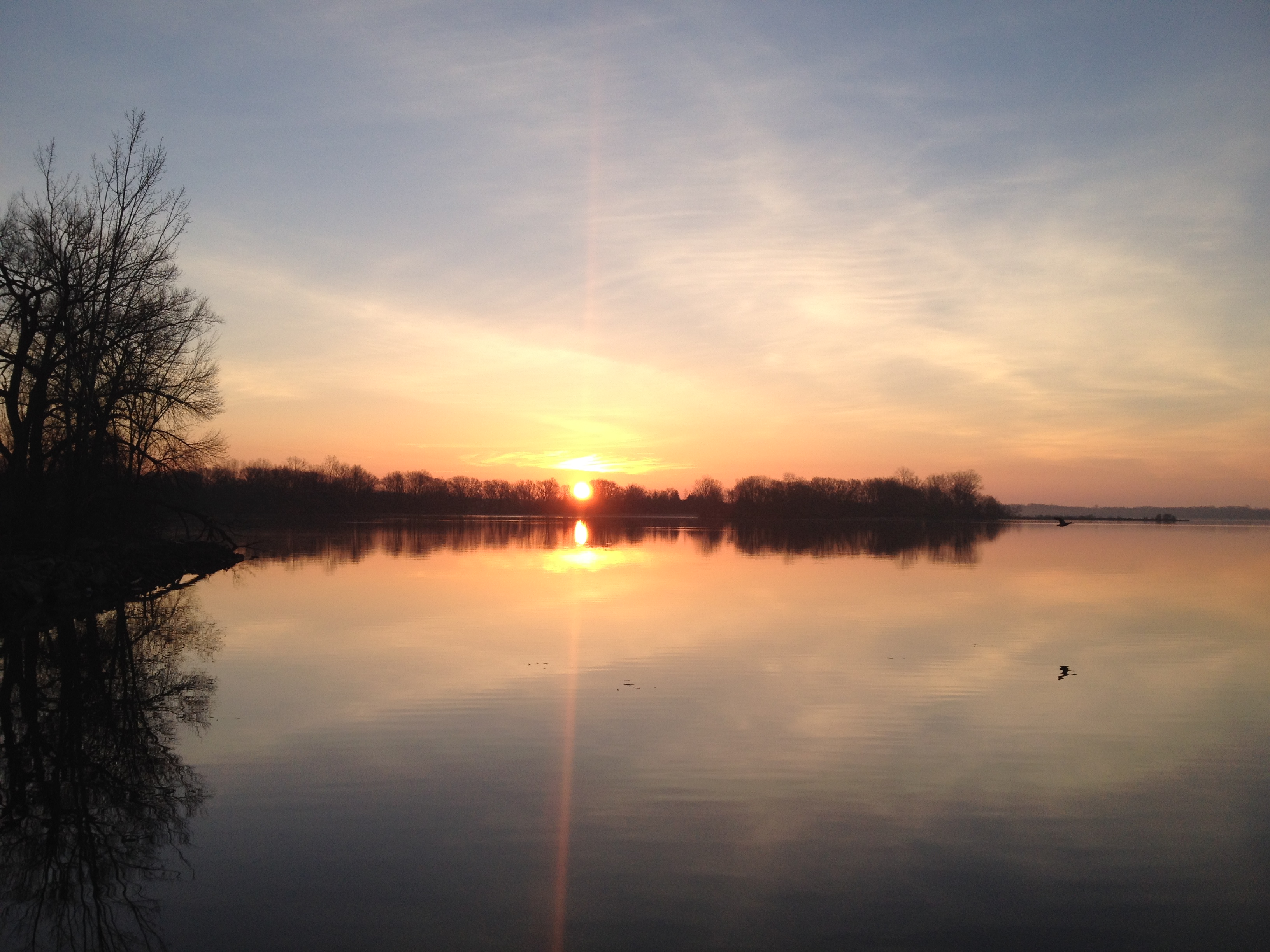Sunrise over the Bay of Quinte 2